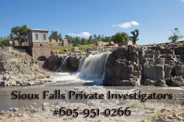 Sioux Falls Private Investigator